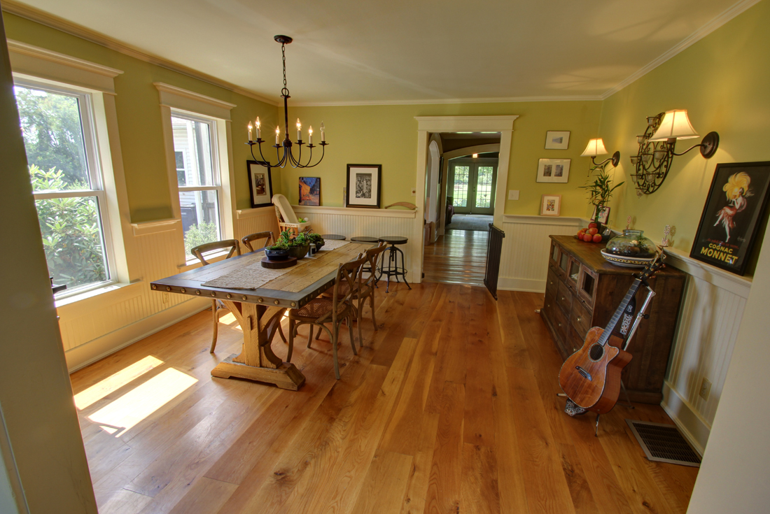 farmhouse dining room remodel