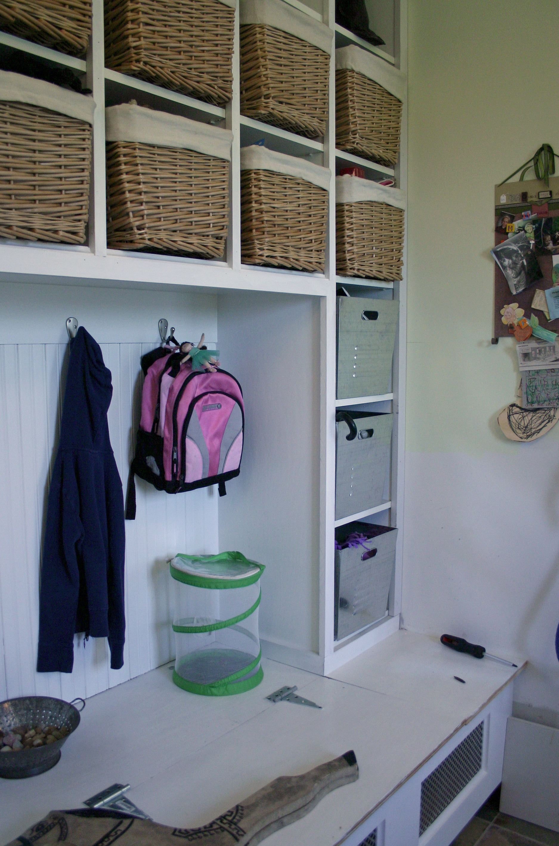better mudroom design
