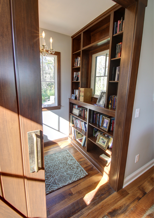 craftsman custom home office
