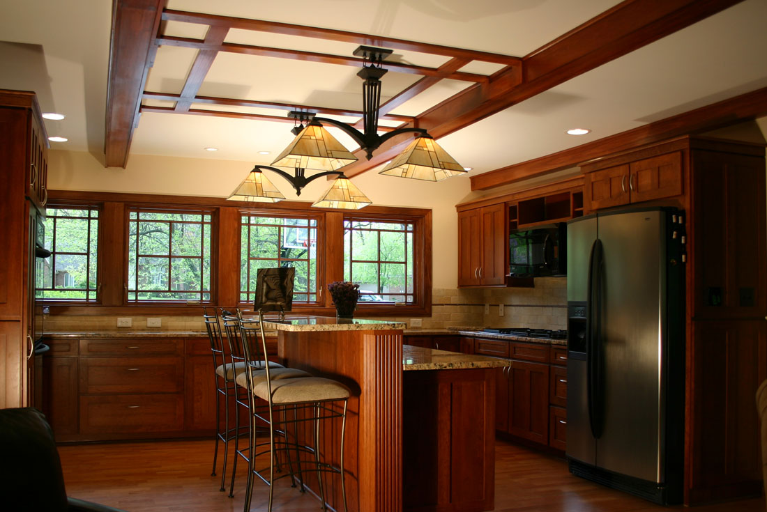 prairie ranch remodel kitchen