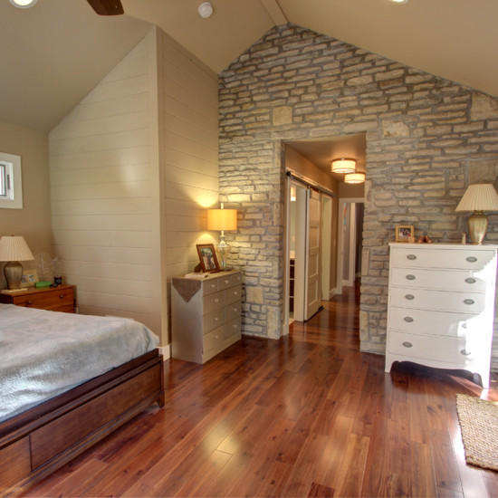 ranch remodel master bedroom