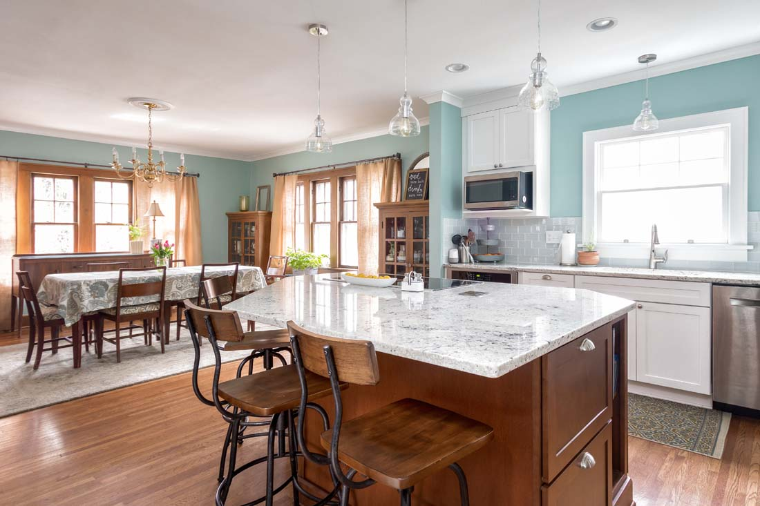 historic house kitchen remodeling