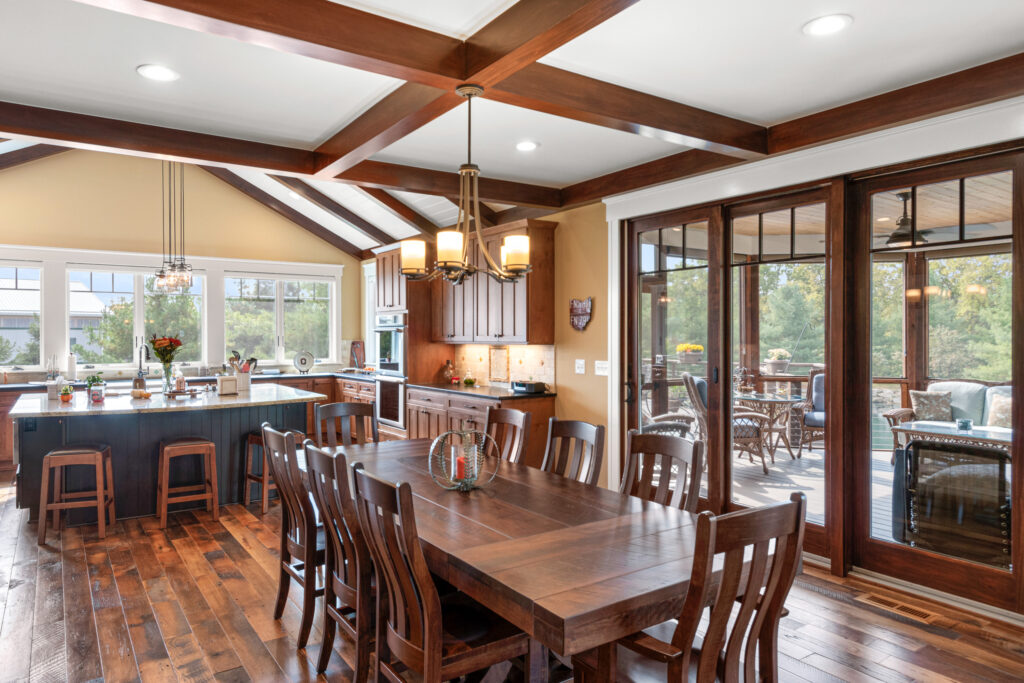 custom craftsman home
